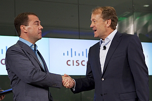 Medvedev_Chambers_CiscoSystems